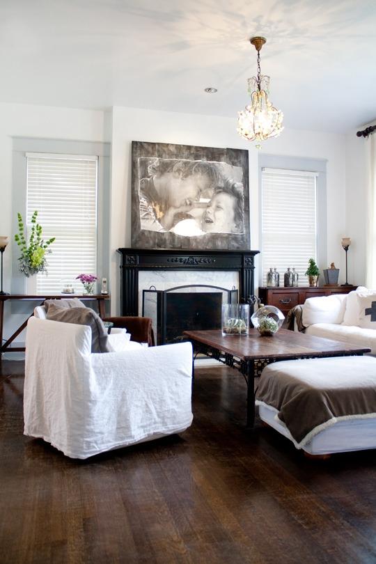 """3"""" Select Rift & Quartered White Oak Floor"""