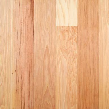 Hickory Wood Floor