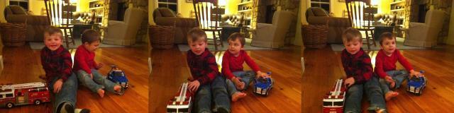 Wood Floors and Kids