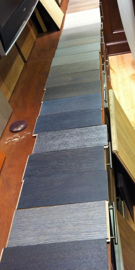 WD Flooring's Grey Tones