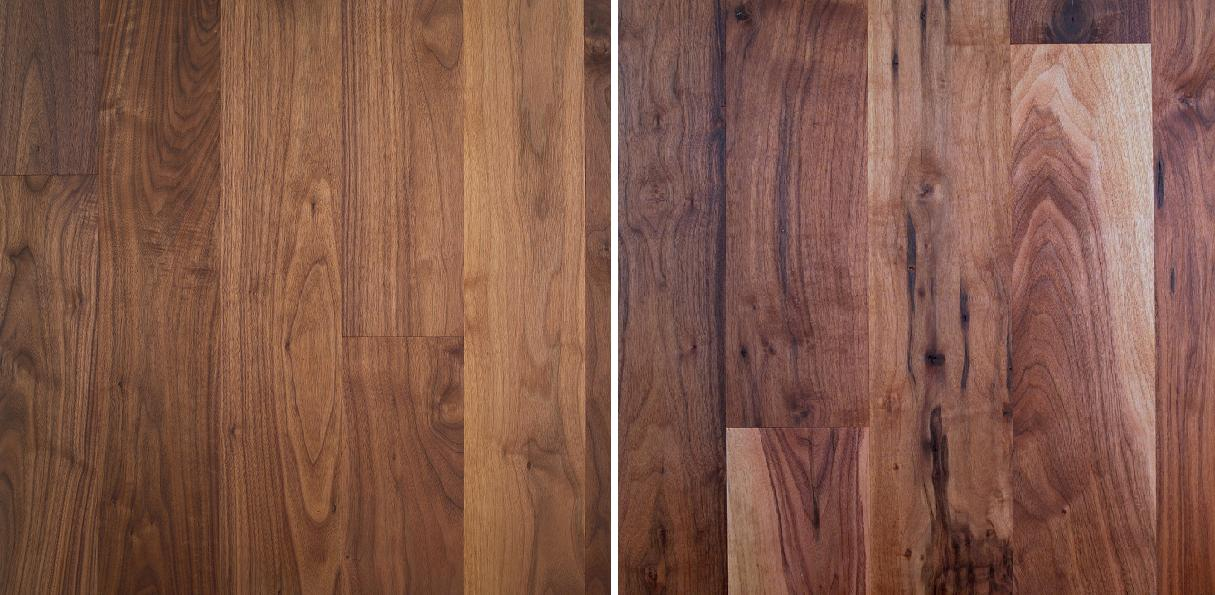 https://woodflooringtrends.files.wordpress.com/2012/03/two-grades-of-walnut.jpg