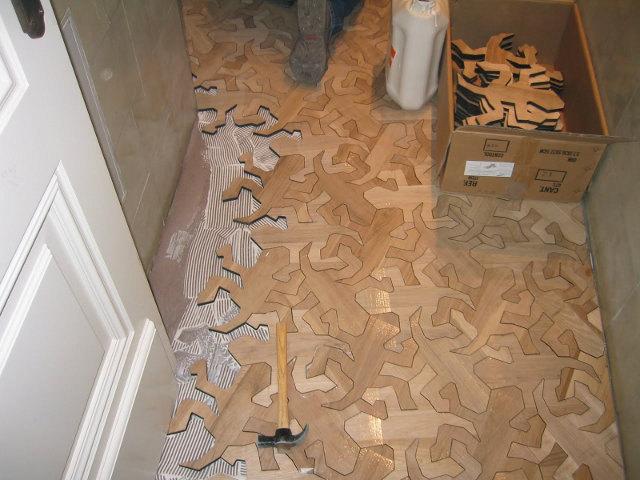 Lizard floor 1