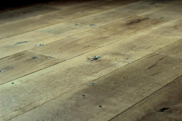 Old Wood Flooring