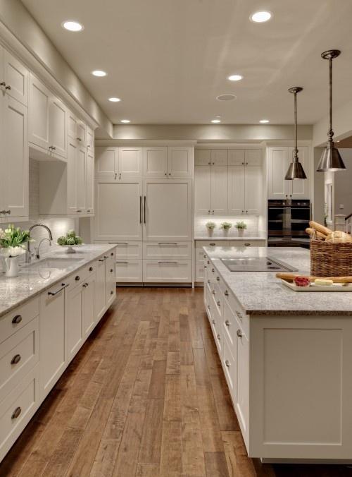 maple wood flooring - White Walls / Wood Floors €� A Gallery Woodflooringtrends